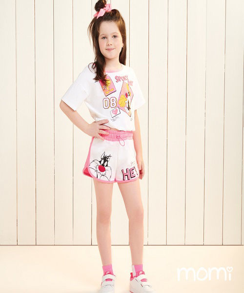 Imagem de Conjunto Infantil Curto/Shorts PIU-PIU - Momi