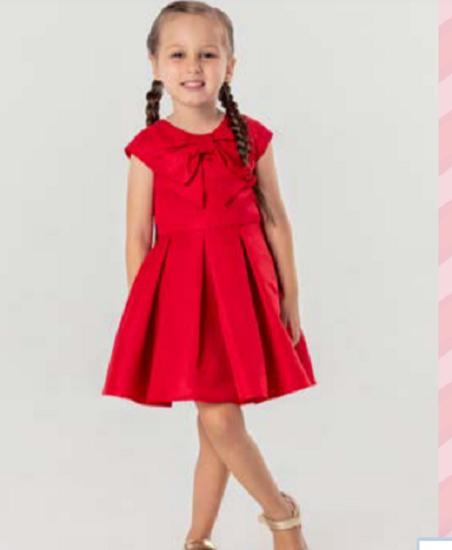 Imagem de Vestido Mon Sucré Vermelho