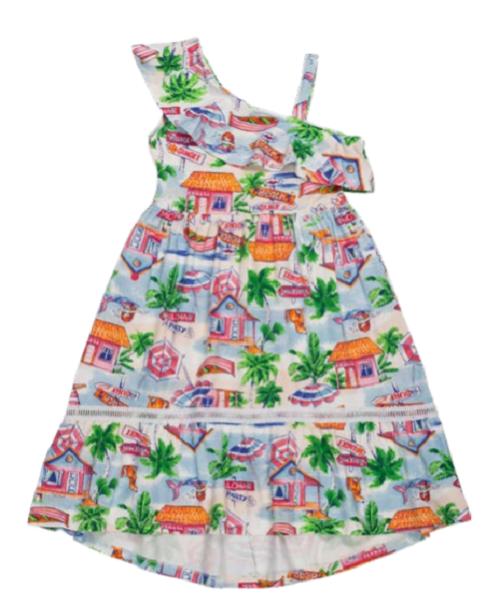 Imagem de Vestido Momi Tropical