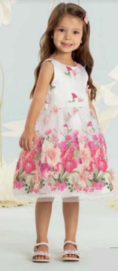 Imagem de Vestido Petit Cherie Foral Rosa