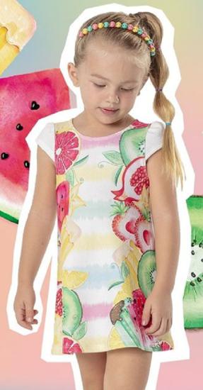 Imagem de Vestido Frutas Mon Sucré