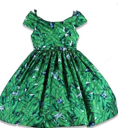 Imagem de Vestido Verde Floresta