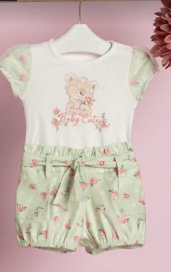 Imagem de Conjunto Floral Bebê