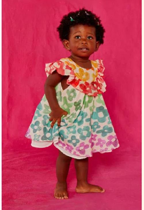 Imagem de Vestido Bebê Maricota