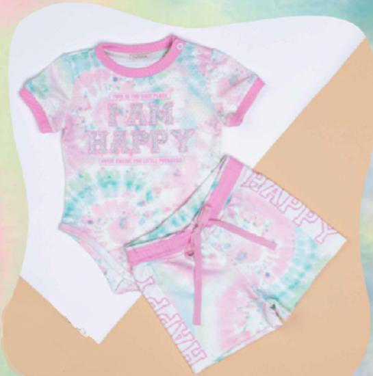 Imagem de Conjunto Tie Dye Bebê