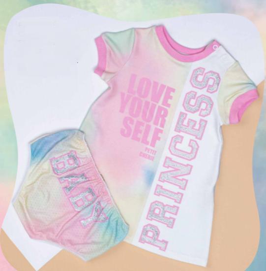 Imagem de Conjunto Baby Princess da Petit Cherie