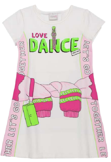 Imagem de Vestido Momi  Dance