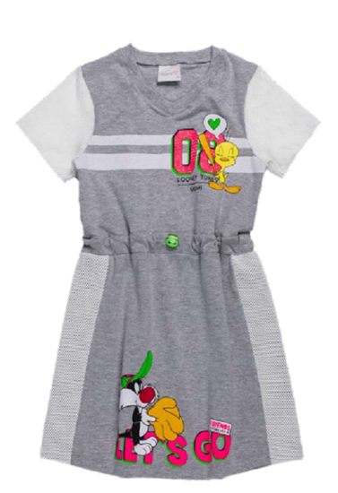 Imagem de T-Dress Momi Personagens