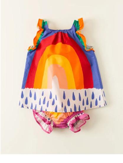 Imagem de Vestido Bebê Iris da A Fabula