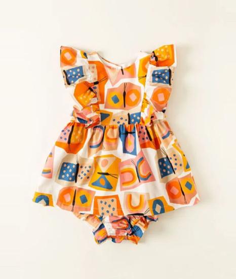 Imagem de Vestido Bebê Noa
