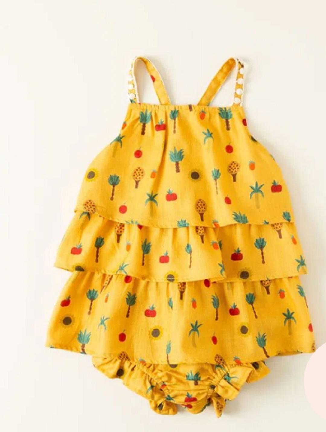 Imagem de Vestido Bebê Luzita