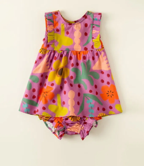 Imagem de Vestido Bebê Luci