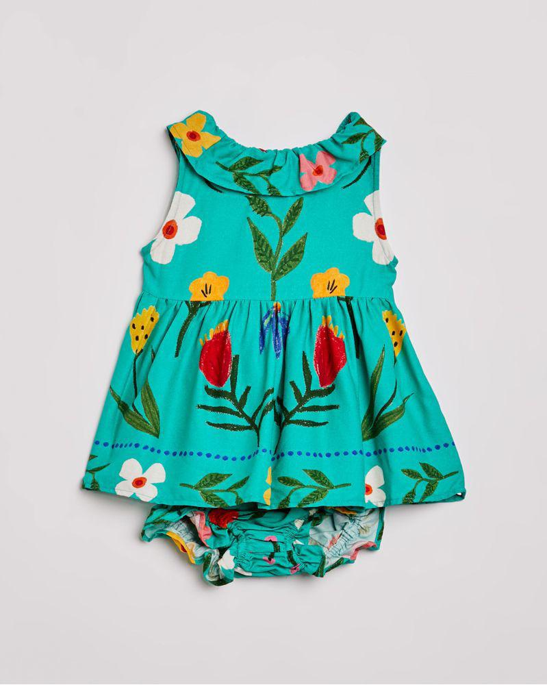 Imagem de Vestido Bebê Florescência