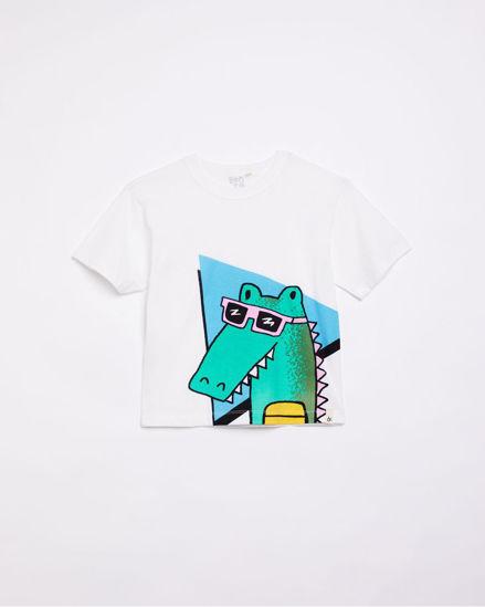 Imagem de Camiseta silk jaca no sol