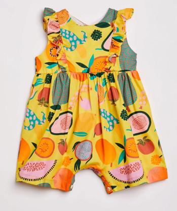 Imagem de Macacão Bebê Frutifera