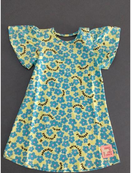 Imagem de Vestido da Momi em malha 100 % algodão