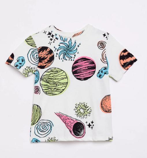Imagem de Camiseta Meteorito da A fábula