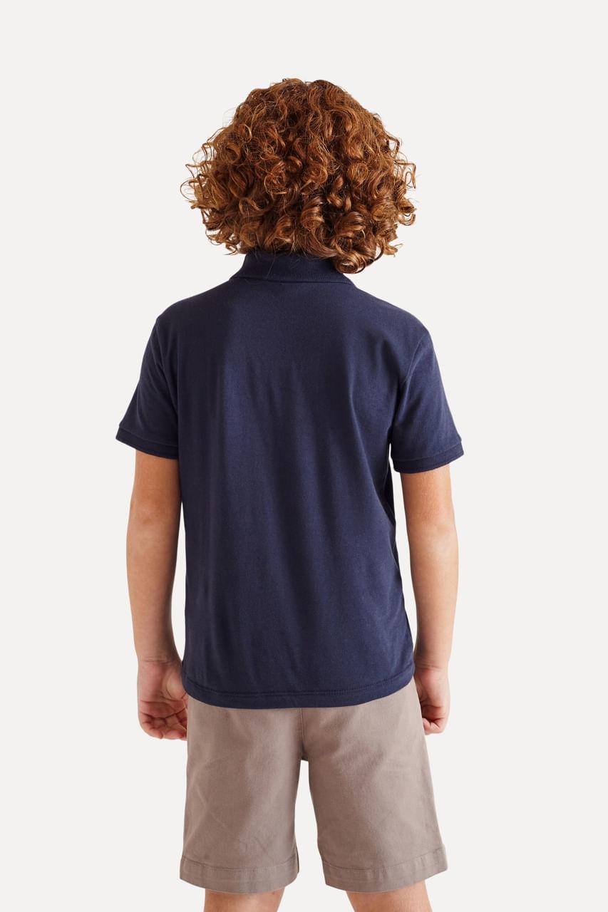 Imagem de Camisa Polo Básica Reserva Mini